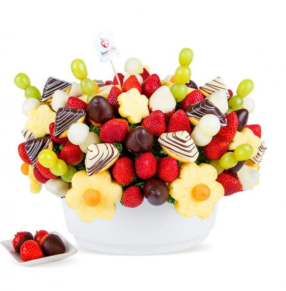 Edible Fruit Arrangements And Bouquets Incredible Flowers