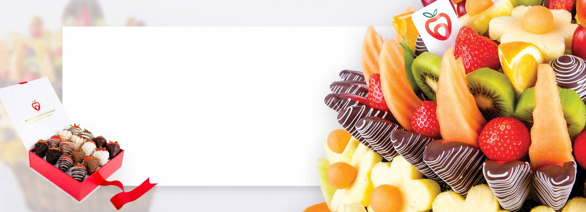 Perfect Easter Gift Basket combines fruit and gourmet chocolate to redefine fruit. Think flowers, delicious foods and great gifts, think Fruit bouquets. Better than gift baskets and fruit baskets these floral creations are a peg up on gift baskets. Order these edible fruit flower arrangements as gifts now.